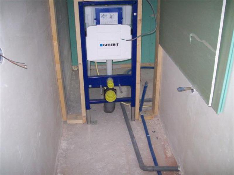 sanitair, Badkamer